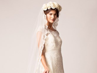 Temperley London Fall 2015 Bridal Collection
