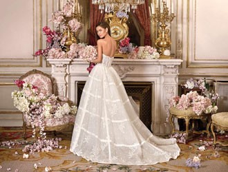 The Royal Romance Collection By Demetrios Platinum