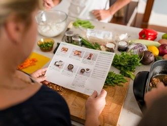 Cooking Is Easy With HelloFresh!