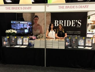 The Bride's Diary @ Summer Bridal Ideas