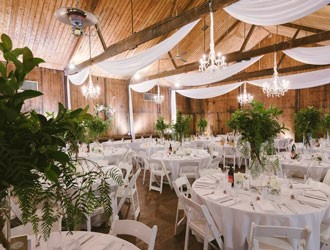 Romantic Weddings At Glen Ewin Estate