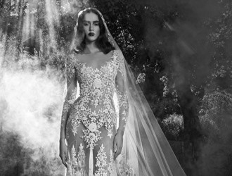Zuhair Murad 2016 Fall Bridal Collection