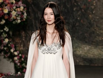 Jenny Packham Spring/Summer 2016 Bridal Collection