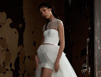 Top 4 Key Looks From Spring/Summer 2016 Bridal Fashion Week