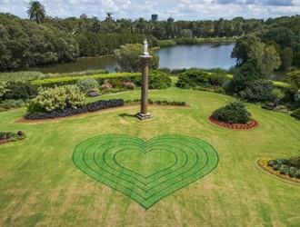 Find your #GrassyHeart this Valentine's Day
