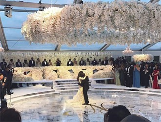 See Inside This Lavish $8 Million Dollar Wedding
