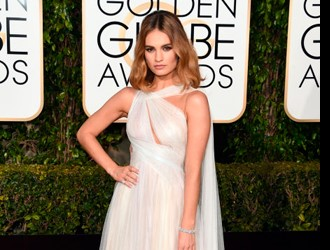 Wedding Dress Inspiration From The 2016 Golden Globes