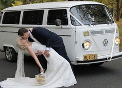 Arrive In Style With Kombi Bliss