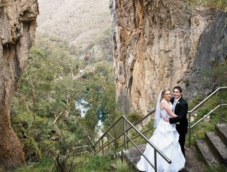 Celebrate At Jenolan Caves House