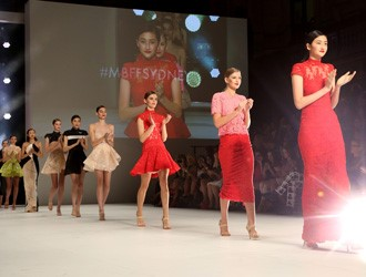 Mercedes-Benz Fashion Festival Sydney