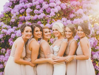 5 Tips on How to Make your Bridesmaids Feel Appreciated