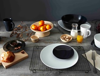The New BoB/WoW Tableware Collection From Noritake