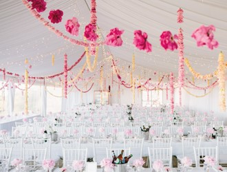 Style Your Venue With Single Blooms