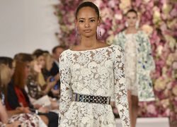 Bridal Inspiration From 2015 New York Catwalks