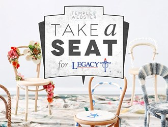Take a Seat for Legacy