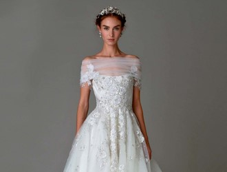 Marchesa 2016 Fall Bridal Collection