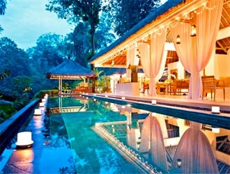 Your Wedding At Villas Sungai, Bali