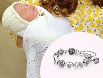 Welcome The Royal Baby With Pandora