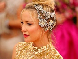 Wedding Inspiration From Met Gala 2015: Stylish Accessories