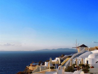 Your Fairytale Wedding In Santorini