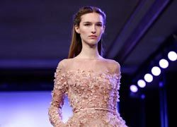 Elie Saab's Spring/Summer 2014 Couture Collection