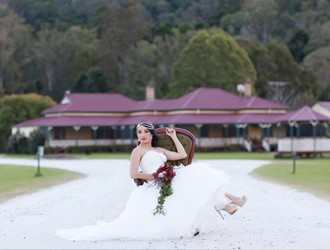 O'Reilly's Canungra Valley Vineyards Wedding Open Day