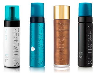 Get That Natural Sun-Kissed Look With St. Tropez Tanning Products
