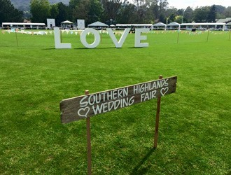 The Bride's Diary @ The Southern Highlands Wedding Fair