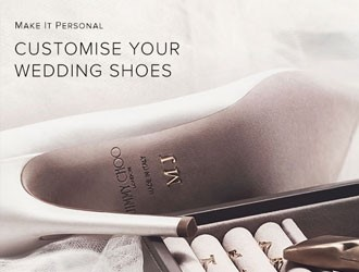 Design Your Own Shoes For The Big Day With Jimmy Choo