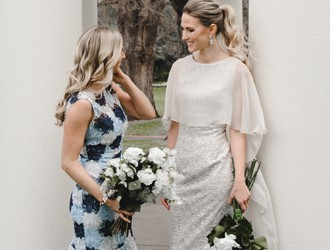 Anthea Crawford's New Bridal Capsule Collection