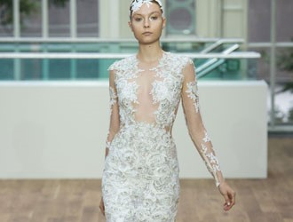 The Mermaid Bride: Julien Macdonald Spring/Summer 2015 Collection