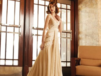 Magnificent Couture Wedding Gowns By Rhonda Hemmingway