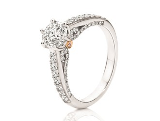 Xennox Diamonds Awarded Best Engagement Ring Design In Australia