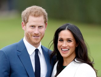 Everything We Know So Far About Prince Harry & Meghan Markle's Wedding