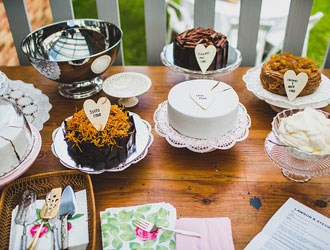How to make a Spectacular Spring Wedding Buffet?