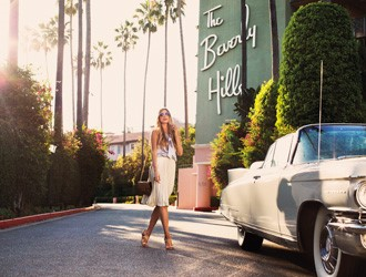 Romantic Honeymoon Destinations: Beverly Hills