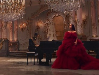 Ariana Grande & John Legend's 'Beauty and the Beast' Music Video