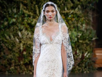 Claire Pettibone Fall 2015: Gothic Angels
