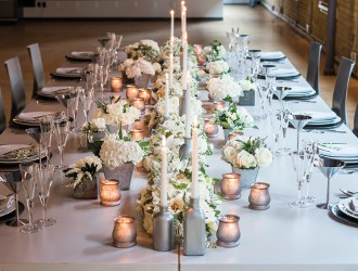 Wedding Theme Ideas: Industrial Chic