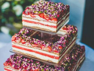 How To Choose The Perfect Cake For Your Summer Wedding