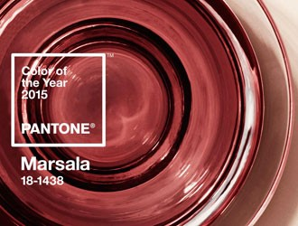 Marsala: Pantone Colour Of The Year 2015