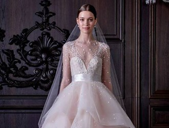 Inspiration From NYC Bridal Fashion Week: Monique Lhuillier Spring/Summer 2016