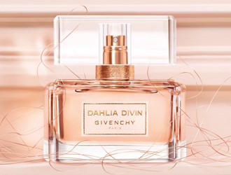 A New Fragrance For Brides: Dahlia Divin By Givenchy