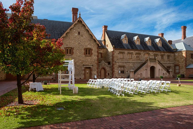 Weddings At The South Australian Museum | Wedding Ceremony