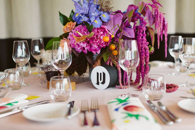 Beck Rocchi Photography | Melbourne Wedding | Table Decorations