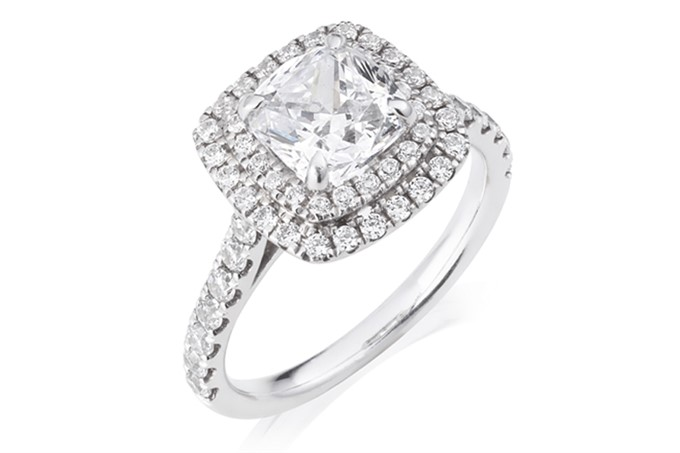 Andrew Mazzone Design Jeweller | Engagement Ring Halo