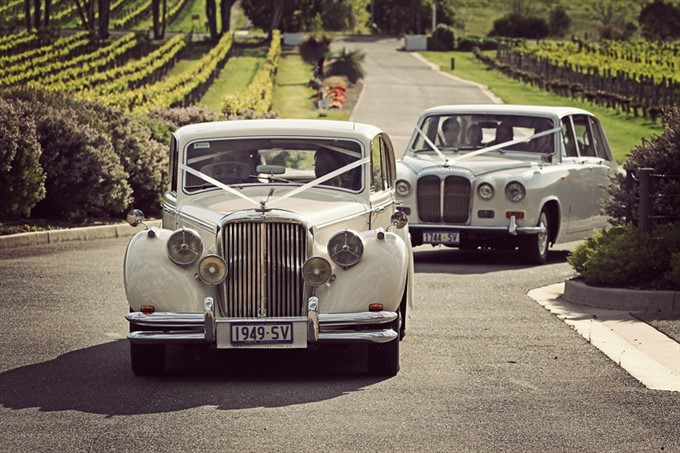 Classic Jags | Adelaide | Wedding Transport