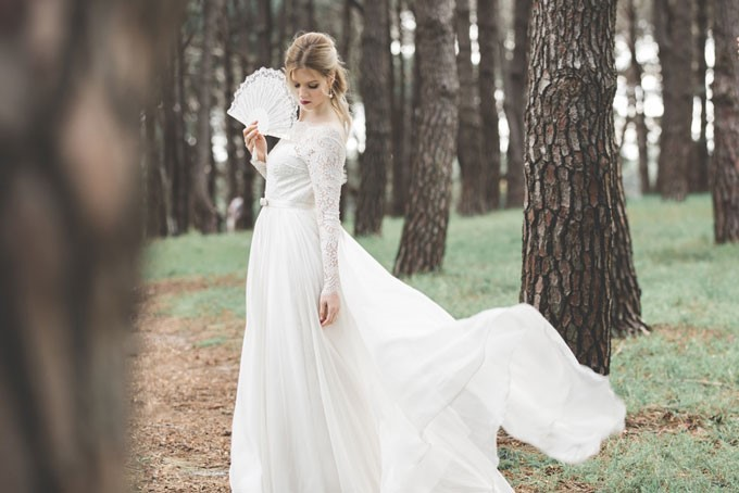 Rhonda Hemmingway Couture | Bespoke Wedding Gown