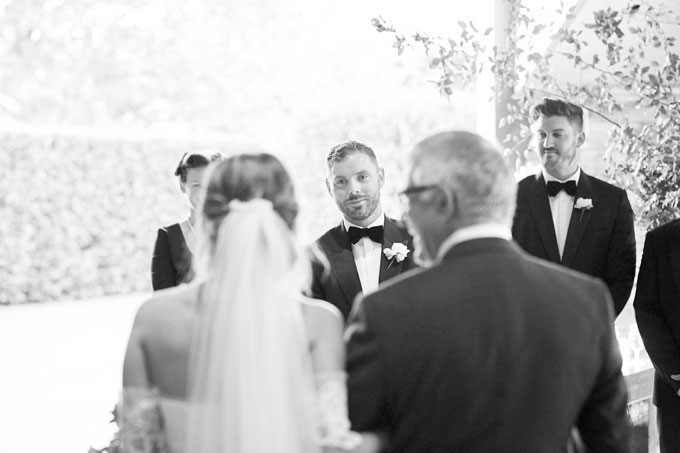 R Weddings | Yarra Valley Wedding | Groom
