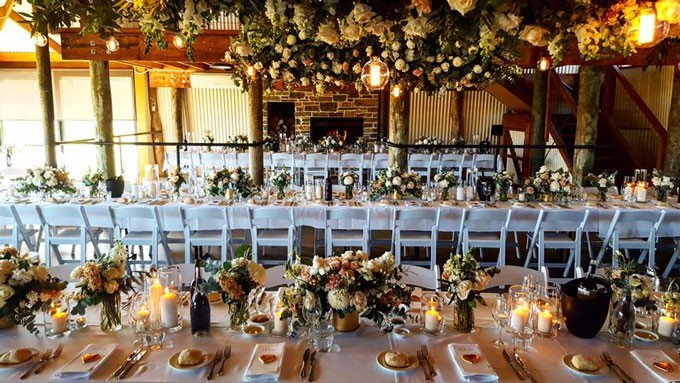 Longview Vineyard | Reception Venue